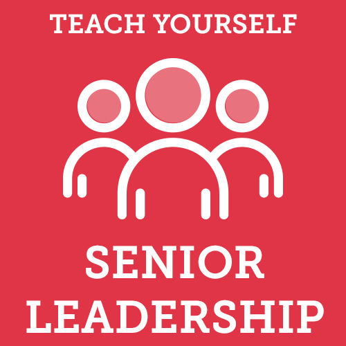 Teach Yourself Senior Leadership