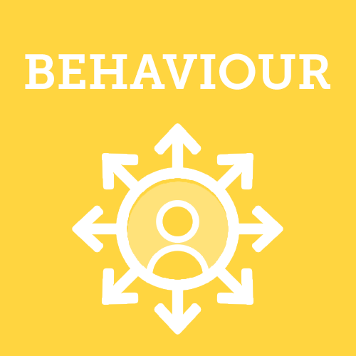 Behaviour icon