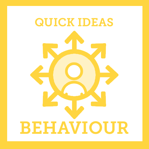 Quick Ideas Behaviour icon