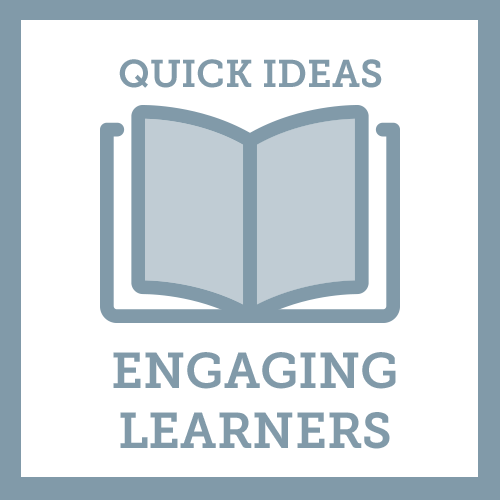 Quick Ideas Engaging Learners icon
