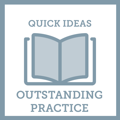 Quick Ideas Outstanding Practice icon