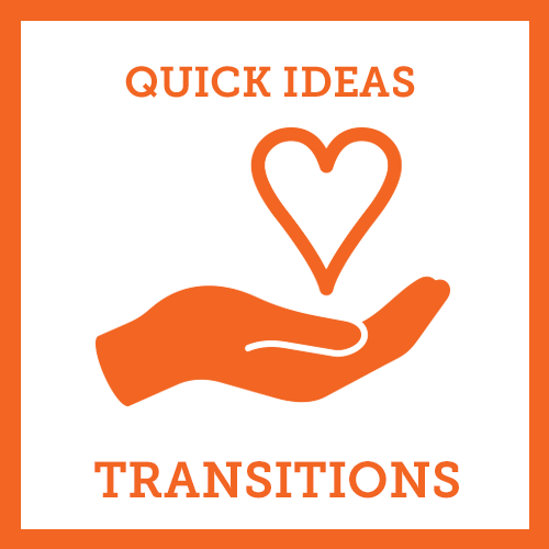 Quick Ideas Transitions icon