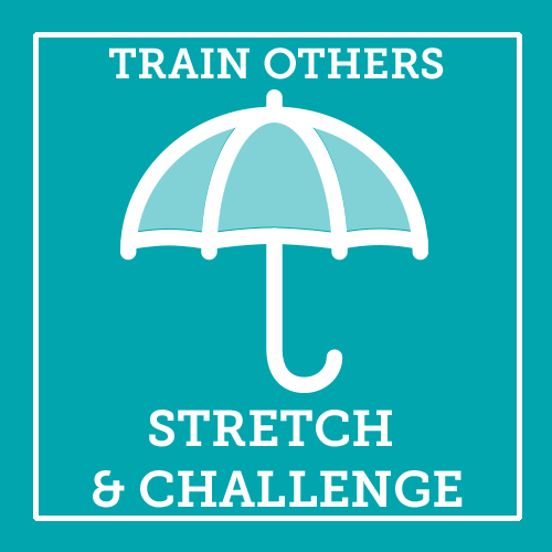 Train Others Stretch & Challenge